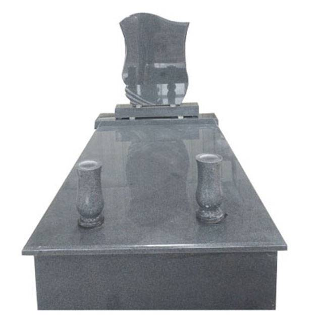 China G654 Granite Headstone