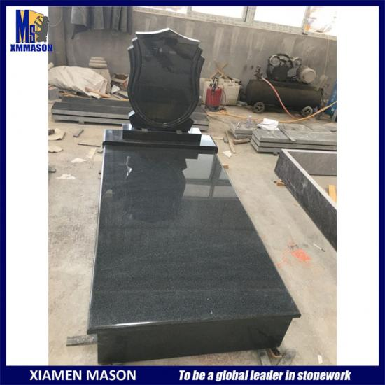 Granite Tombstone Custom Made