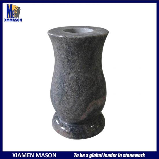 Granite Vase for Cemetery