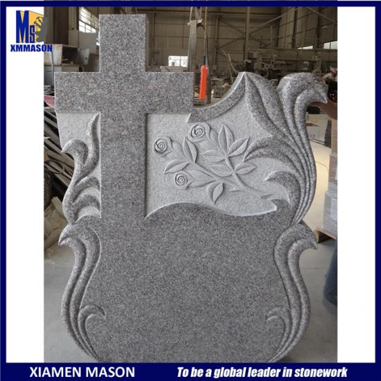 Cheap Polished Granite Headstone