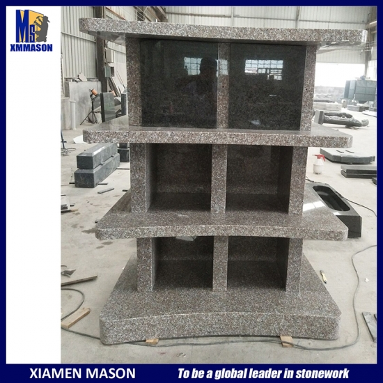 Granite Columbarium Niche Wholesale